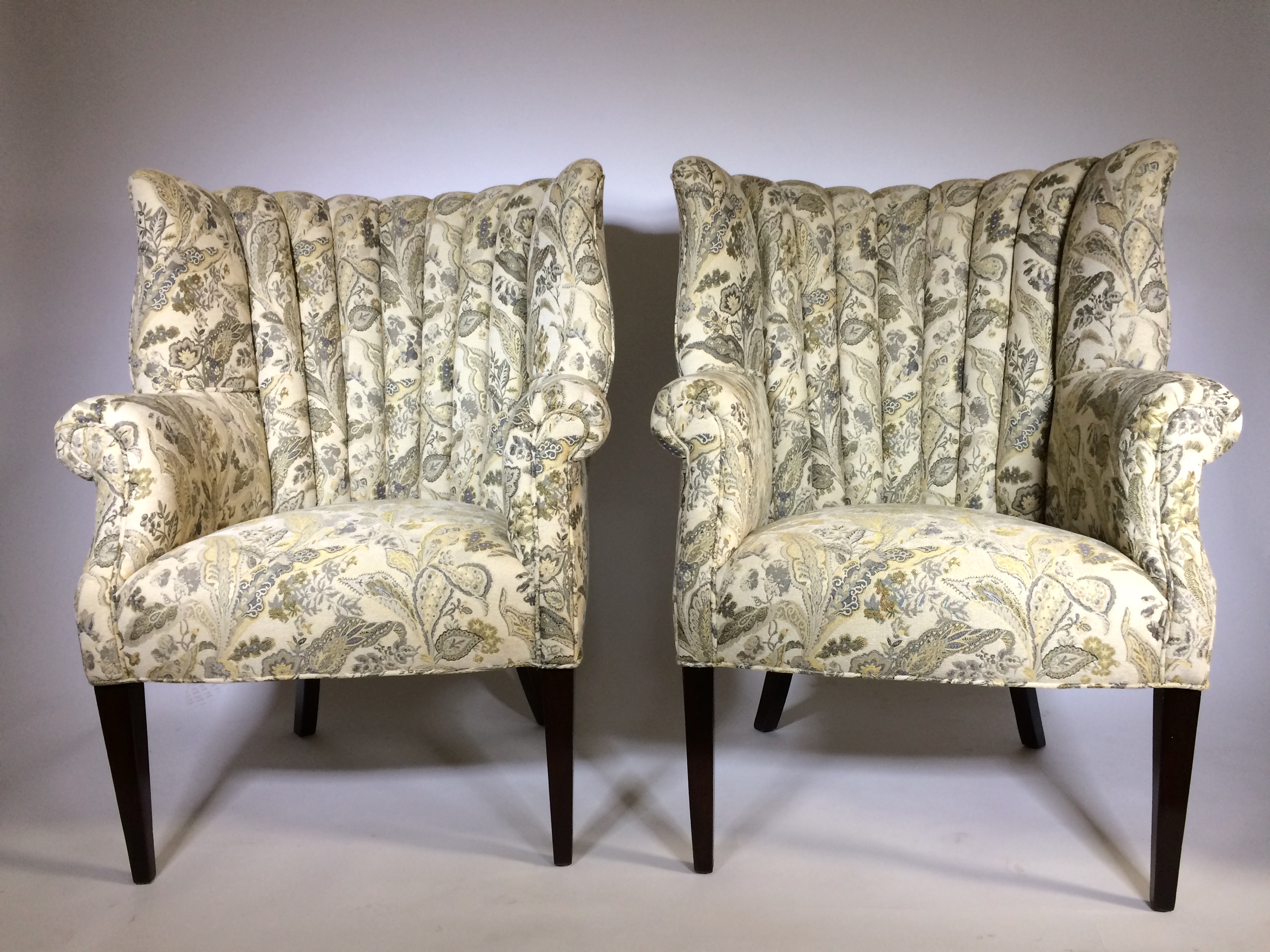 Superb Wing Chairs, Villa Park